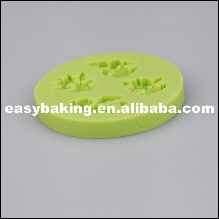 Little Dinosaurs Fondant Silicone Molds for cake decorating ES-1007