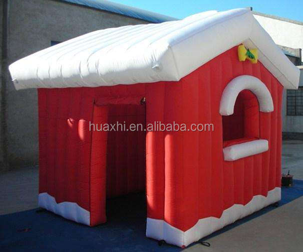 hot sale 2017 <strong>inflatable</strong> christmas house for christmas, christmas <strong>inflatables</strong>, christmas santa clause