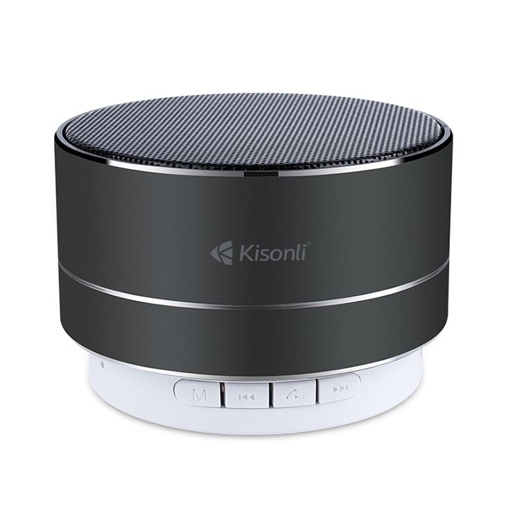 No Power Needed Manual Portable Wireless Microphone Mini Speaker Box with FM Radio