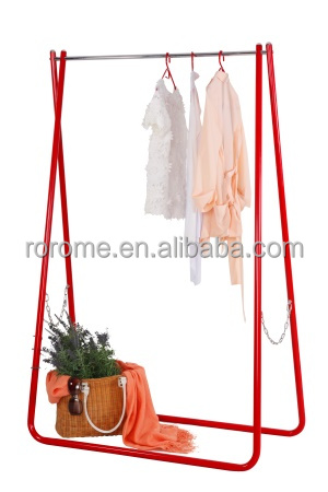 Fashion design chain clothes drying rack(RR-1222)