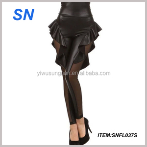 296b5af32867e Hot Girls Sexy Black Faux Leather Leggings, Hot Girls Sexy Black Faux  Leather Leggings Suppliers and Manufacturers at Alibaba.com