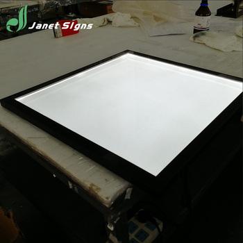 Alibaba Wholesale Single Side Aluminum Snap Frame Led Slimline Light ...