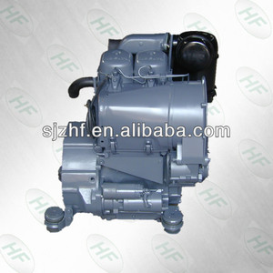 Deutz 511 air cooled diesel engine 2 cylinder f2l511 20hp 30hp deutz f2l511 engine