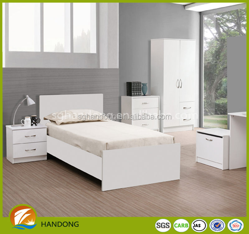 Latest Mdf Panel Simple Single Bed Designs Hot Sale Design Buy