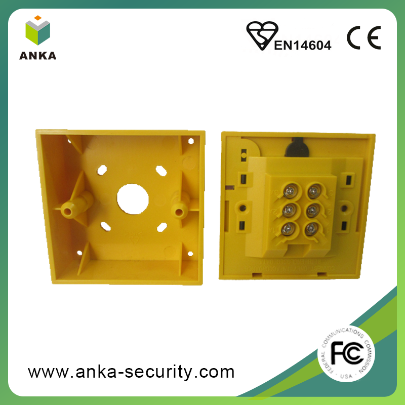 High Quality low price emergency break glass manual call point