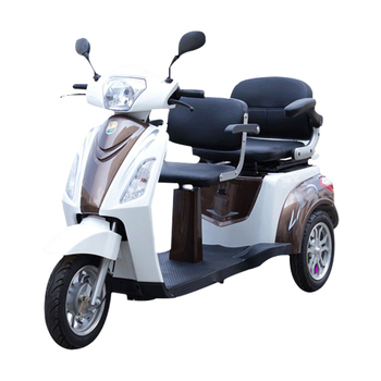 Factory direct sale high quality Optional Color adult handicapped tricycle with three wheels