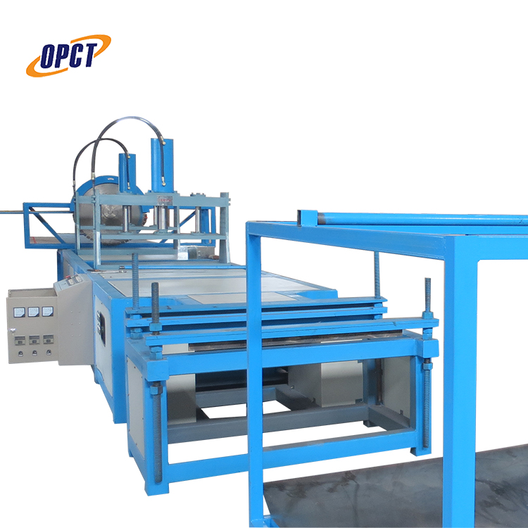 FRP pultrusion equipment / frp fiberglass profile machine