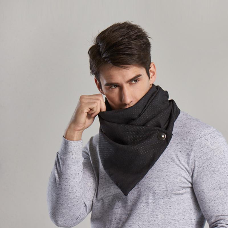 Venta al por mayor- leo anvi bufanda caliente hombre Hombre Mujer bufanda  de invierno punto bandana cachemir tubo tipo coloridos chales y bufandas  ponchos y ... 6fe4db125ba