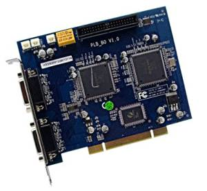 Q1C1 8 ch channel H.264 Hardware Compression 240 FPS Real time PCI card recording