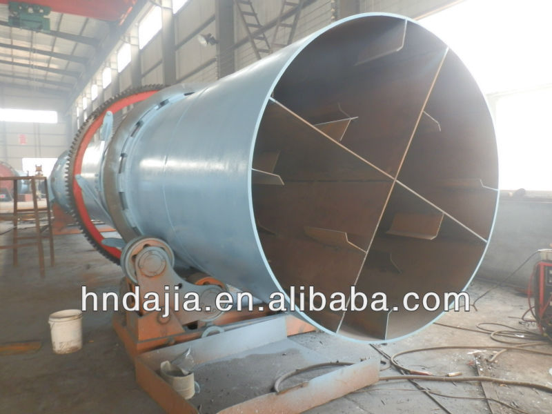 Potash Feldspar Rotary Drier/Lime Rotary Dryer