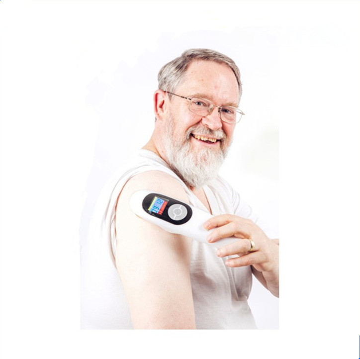 CE Approved Cold Laser Therapy Device For Frozen Shoulder