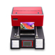 Inkjet A4 flatbed industrial UV LED Printer for Pencil Pen printing machine