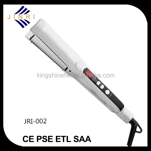 Profession hair straightener in korea global beautiful flat iron