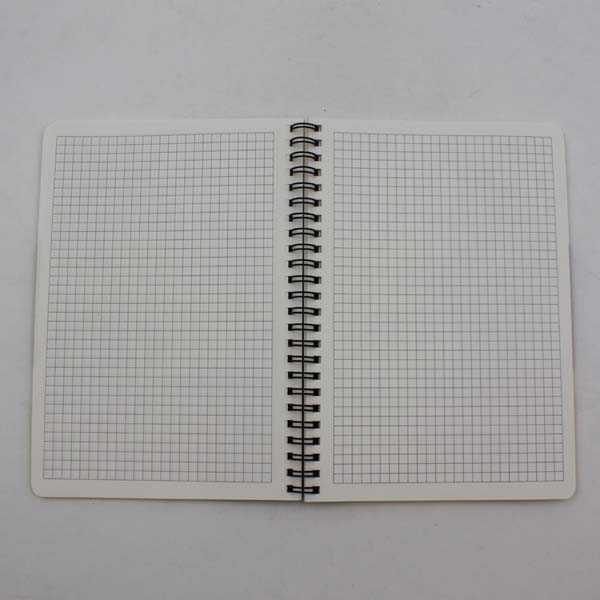 Spiral 96sheets Recycled Paper Customized School Notebook