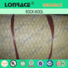 High quality Low price insulation wire mesh rock wool blanket