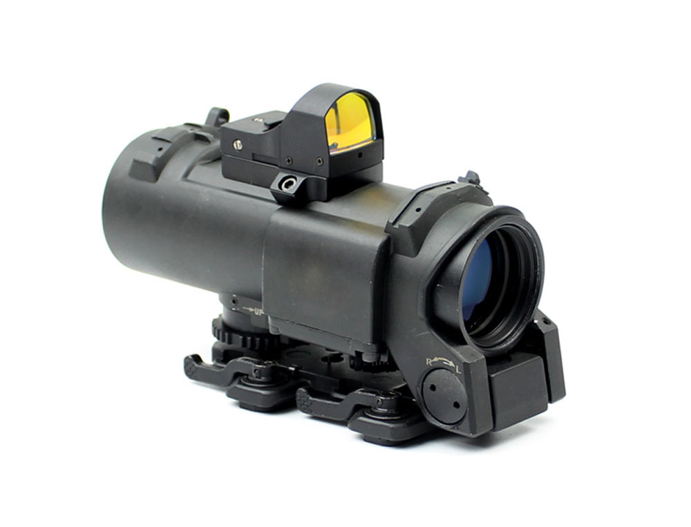 Imager for hunting riflescope 4x32 picatinny mount scope with light optic lamp telescopic sight