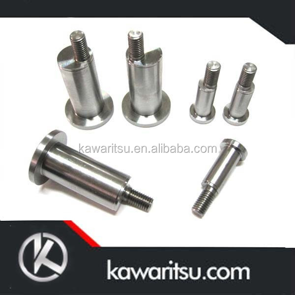 China manufacture low cost CNC machined parts