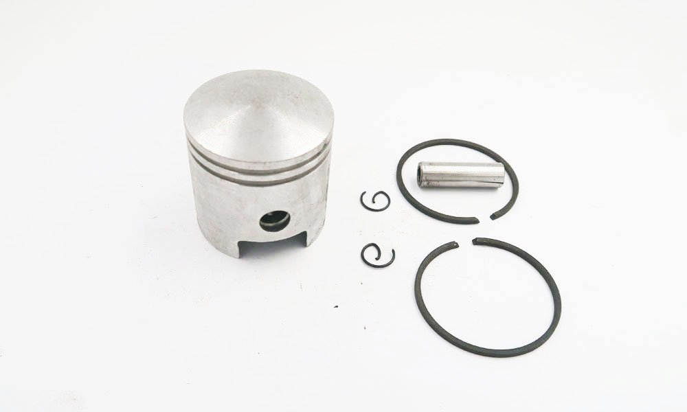 dolphin1986 80cc//66cc Windowed Piston Set 66cc//80cc Gas Motorized Bicycle