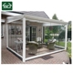 Strong Aluminum Polycarbonate Awning Parts for Patio roof