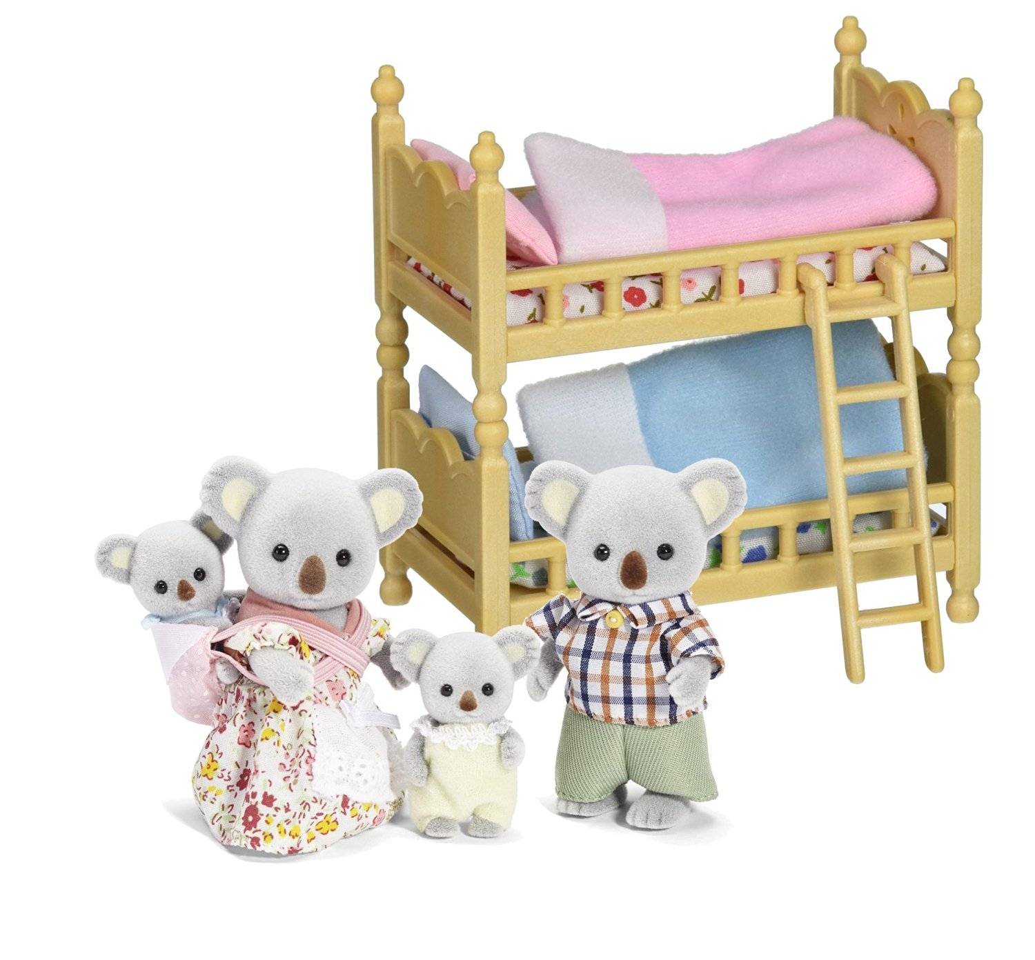 Buy Maven Gifts: Calico Critters of Cloverleaf Corners Bundle ...