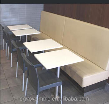 Wholesale Price Kfc Table And Chair/acrylic Restaurant Table And Chair/fast  Food Table Part 29