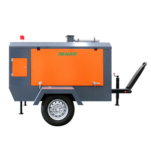 Mobile Diesel Air Compressors 350 cfm for Sale Canada