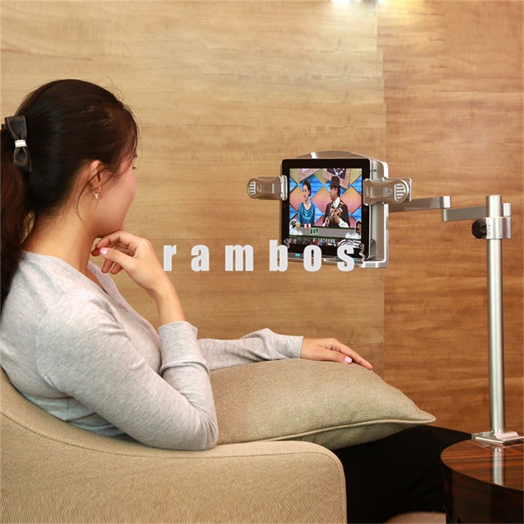 360 Degree Rotating Flexible Reading Stand Tablet Arm Holder For Bed