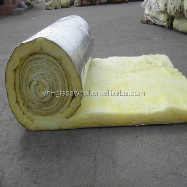 Foil Faced Glass Wool