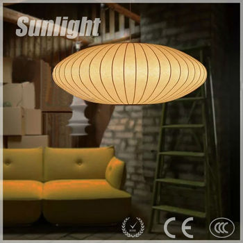 modern Chinese style retro paper lantern shape vintage Artificial silk pendant l&/light & Modern Chinese Style Retro Paper Lantern Shape Vintage Artificial ...