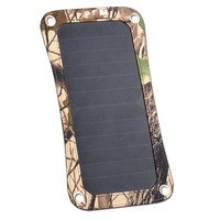 Hot selling 7w solar panel charger power bank 1300A solar pack