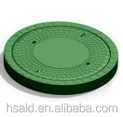 Plastic Fiber Glass Drainage Manhole Cover with high quality