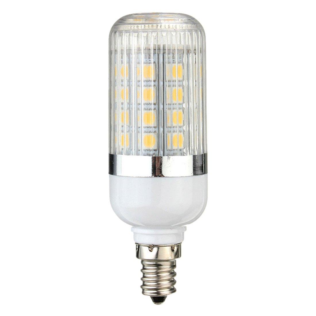 Corn Bulb - TOOGOO(R) E12 5W Non Dimmable 36 SMD 5050 LED Corn Light Bulb Lamp Color Temperature:Warm White(3000-3500K) Amount:1Pcs