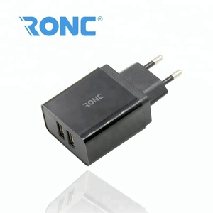 Double ports USB Wall/Travel charger mobile