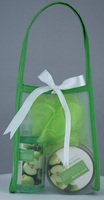 Natural Beauty Body Care Bath Gift Set