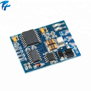 TTL To RS485 RS485 to TTL Converter Module With Isolated Microcontroller