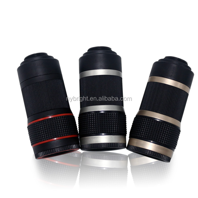 High Quality 8*18mm mini monocular telescope131m/1000m for smart phone camera lens with high quality