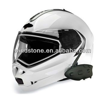 Motorcycle Helmet Headset with Bluetooth AND FM only,without intercom