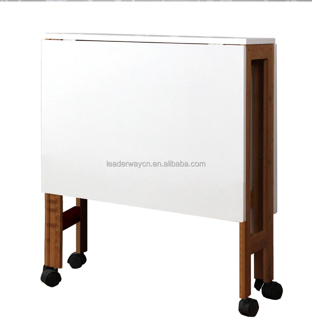 new design folding kitchen trolley storage kitchen trolley table
