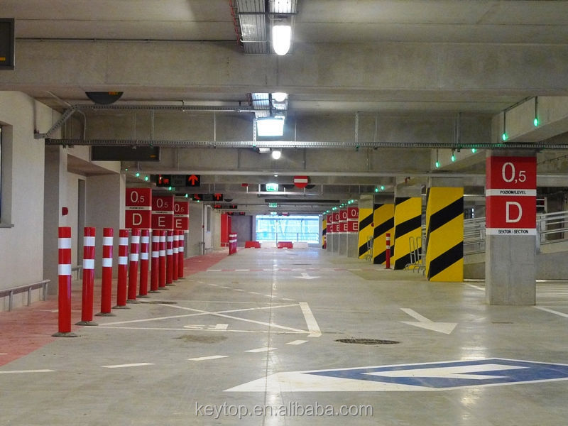 Car Park Management System With Ultrasonic Detector And G/r Led ...