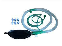 Circuito Bain : Desechables anestesia circuito de respiración coaxial circuito