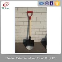 S527 Snow spade and shovel,non sparking brass shovel/field shovel