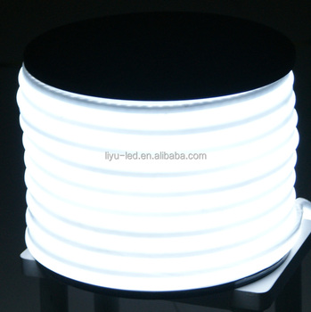 Extremely Bright 216led/m White Color Led Neon Rope Light ...