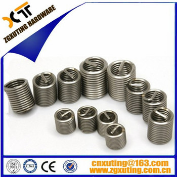 Recoil Wire Thread Insert System M2-m30 Stainless Steel Wire ...