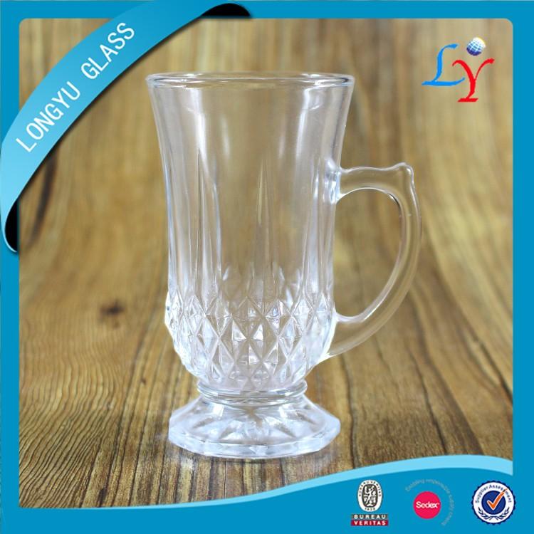 Blank Glass Coffee Mugs Cheap Diamond Wholesale Mugs For