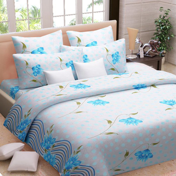 High quality best prices 100% cotton printed bedding set