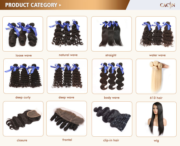 100% brazilian human kinky curly clip in hair extensions