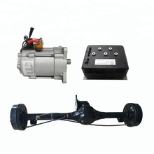 Wholesale Price 7.5kw 72v AC Motor for electric tour car