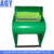 AGY good quality portable pedal paddy sheller mini rice thresher