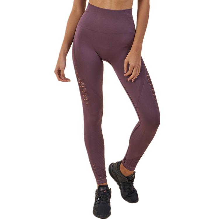 Dame Yoga Hosen Tasche Nähte Weibliche Hohe Taille Out Taschen Yoga Hosen Bauch-steuer Workout Laufen Stretch Yoga Leggings Sportbekleidung Laufstrumpfhosen