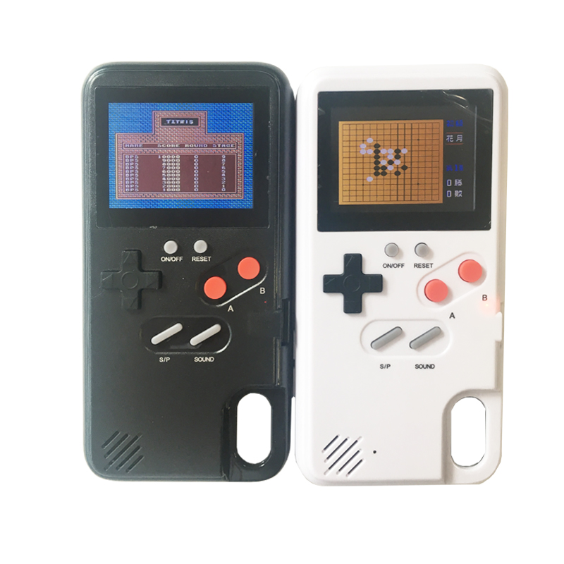 low priced 54ef3 57f5f Color Screen Game Phone Case Gameboy Playable Tpu Console Cover Cell Mobile  Phone Case - Buy Mobile Phone Case,Game Phone Case,Color Screen Game Phone  ...